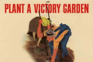 Plant a Victory Garden