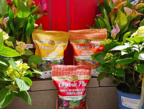 Organic plus Fertilizer Line
