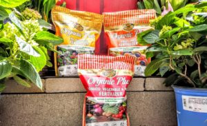 Organic Plus, difference between Fertilizers