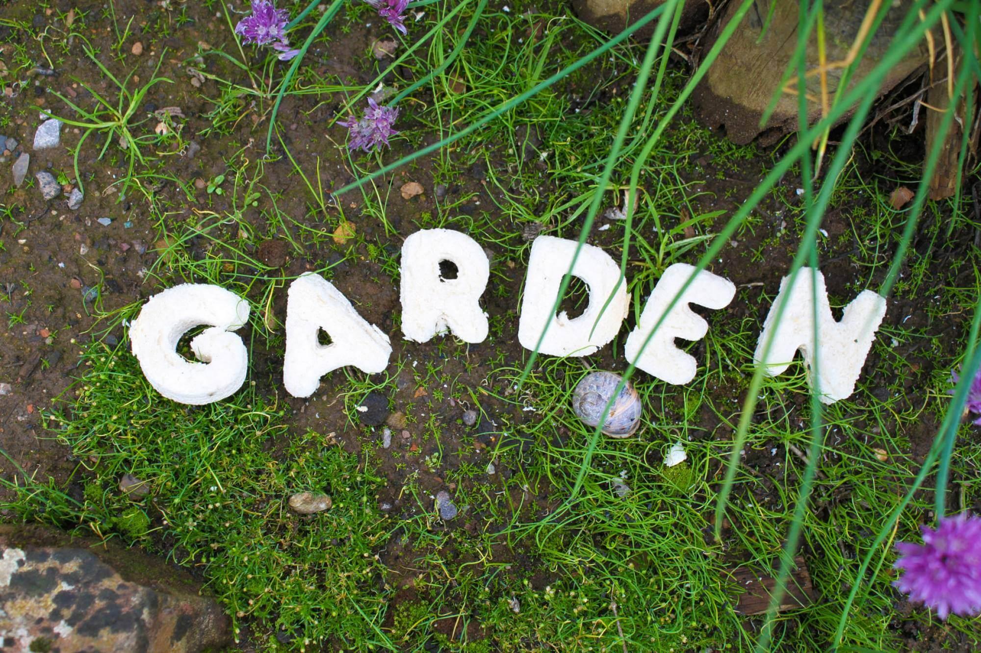 Garden Terms