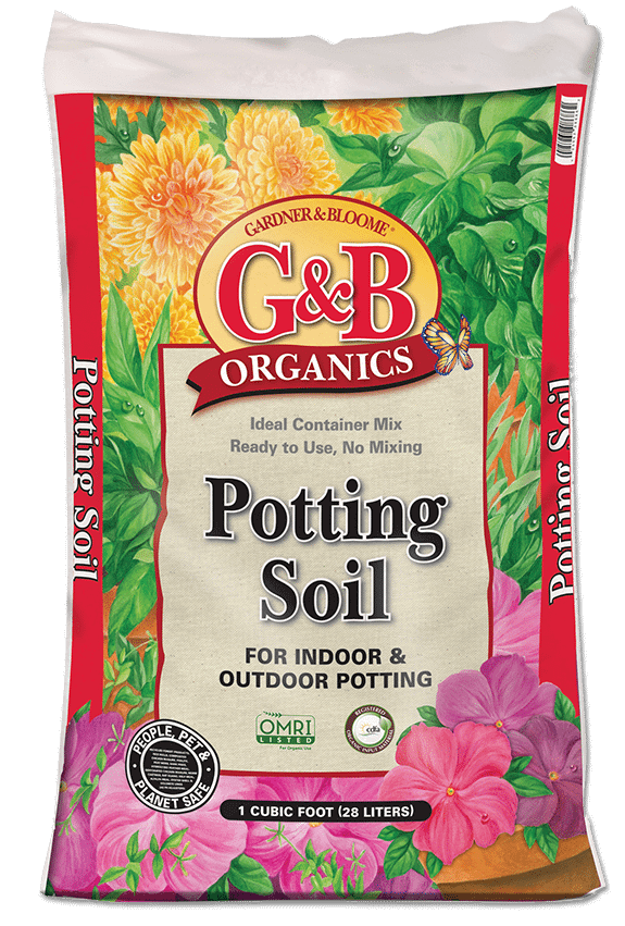 organic potting soil potting soil for indoor amp outdoor potting kellogg garden 29447