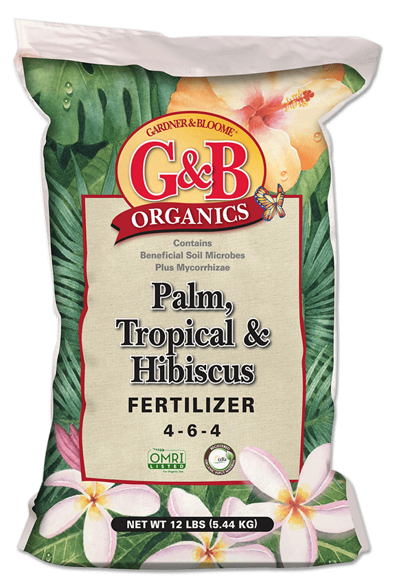Palm, Tropical, and Hibiscus Fertilizer