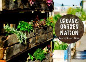 Organic garden nation