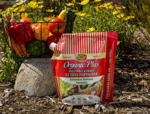what is an organic fertilizer