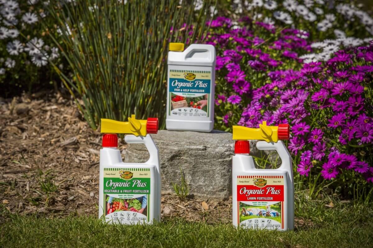 Organic Fertilizer | Kellogg Garden Products