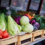 August garden Farmers market tips