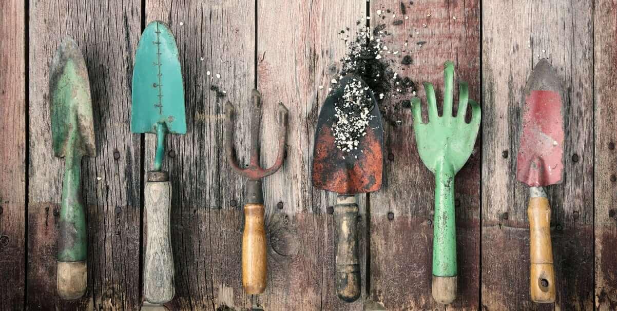 Top 7 gardening tools