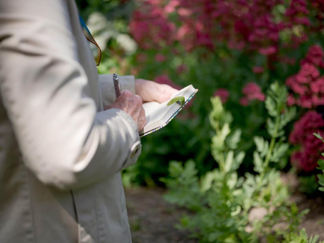 garden notes