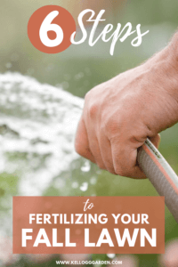 6 Steps to fertilizing your fall lawn PI 1