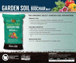 Organic Select Garden Soil