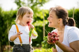 Why Growing Organic Food is Healthy for your Family