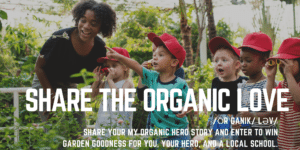 Share the Organic Love