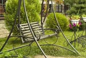 ideas for garden nook