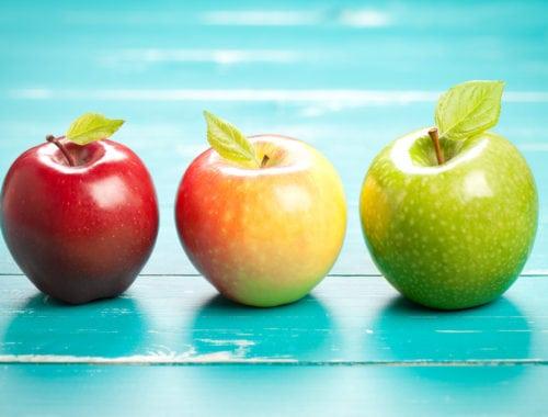 Unique apples to grow