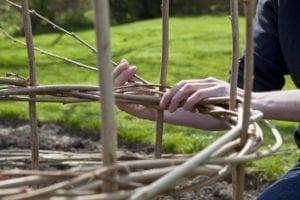 Make Your Own Garden Trellis