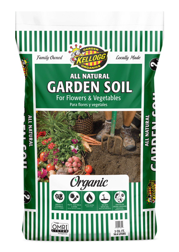 All Natural Garden Soil Organic