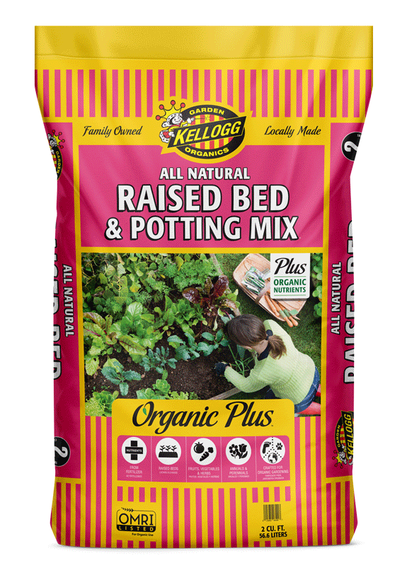 All Natural Raised Bed & Potting Mix