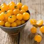 Yellow-Sungold-Cherry-Tomatoes