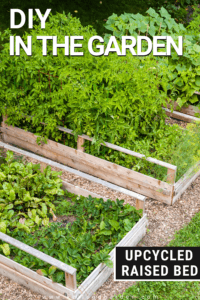vegetable raised bed