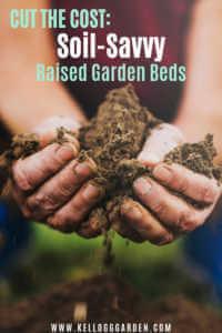 Soil savvy raised garden beds pinterest image