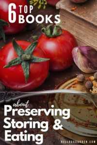 6 gardening books