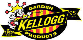 Kellogg Garden Products Logo 95th anniversary