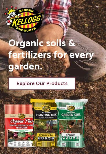 Organic soils & fertilizers for every garden.