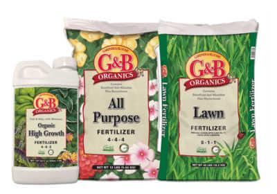 G&B Organics Fertilizers
