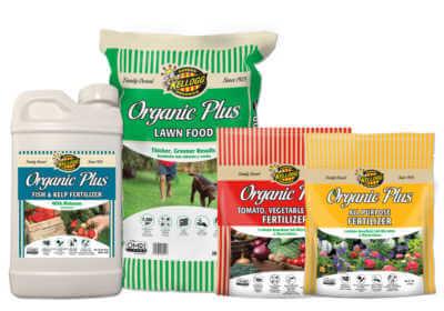Kellogg Organics Garden Fertilizers