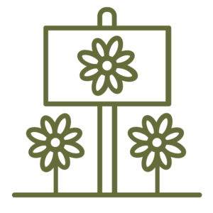 flower garden icon