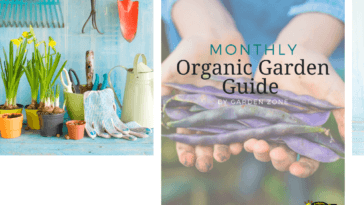 Monthly organic guide