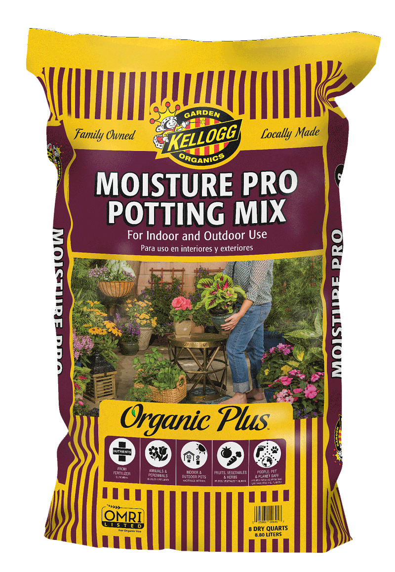 Moisture Pro Potting Mix For Indoor And Outdoor Use